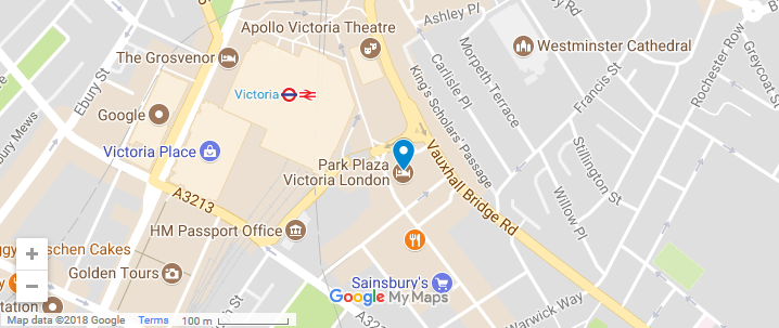 Park Plaza London Victoria